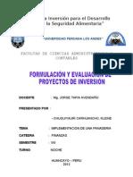 Proyect Presentar