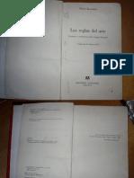 Bourdieu, Pierre - Las Reglas Del Arte