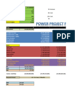 Power Project Case