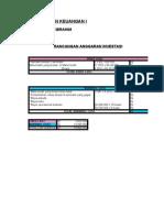Tugas I Manajemen Keuangan I