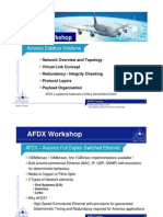 AFDX Training October 2010 Full