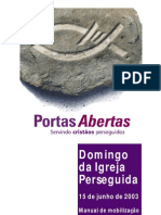 Domingo Da Igreja Perseguida - 2003