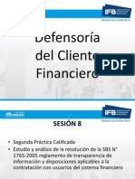 SESION 8 DEFENSORIA