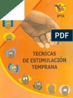 29615537 Tecnicas de Estimulacion Temprana