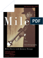 Miles Davis Autobiography