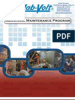 Industrial Maintenance Brochure