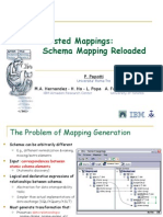 Nested Mappings_Schema Mapping Reloaded