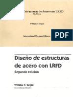 DISEÑO DE ESTRUCTURAS DE ACERO CON LRFD