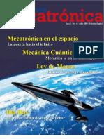 Revista Somos Mecatronica Julio 2009