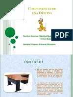 Pp de Componentes de Oficina
