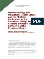 Nanotechnology and Innovation