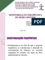 Monitiruzação Terapêutica