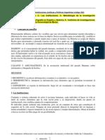 Historia de Las Instituciones Juridicas Argentinas