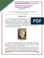 Sebastian Jansel Teorema de Pitagoras