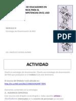 MÓDULO III-DISEMINACIÓN-LDI ANGELICA OCHOA