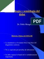 4. Semiologia Del Dolor