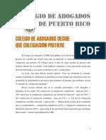 El Colegio Opresor/Comunicado Colegiacion 12 Abril 13