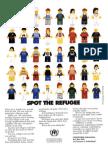 Lego Refugee UNHCR Advert 3