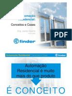 Finder - Automação Residencial - Conceitos e Cases