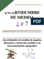 [1] Incertidumbre de Una Medida [11213]