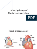 1- Pathophysiology of Cardiovascular System