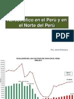 El Narcotráfico en Perú. Autor Jaime Antezana