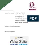 Reporte Aldea