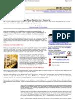 Artigo Comparativo - Troca de Pallets e Células