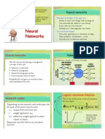 14 Neural Networks