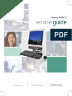 Gateway Profile 4.5 Service Manual