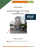 Plan de Negocio Aaa Pereira Hotel Definitivo