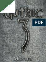 Gothic 3 - Manuel Francais