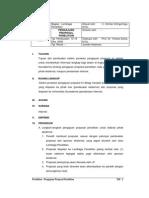 1. SOP Pengajuan Proposal Penelitian