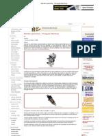 Eletrônica automotiva - 10 (Injeção Eletrônica)