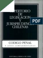 Repertorio de La Legislacion Chilena -Derecho Penal