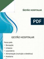 Gestão de Pessoas - 1 aula de Gestão Hospitalar