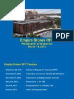 Empire Stores Cac Presentation