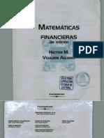 MATEMÁTICA FINANCIERA - www.ALEIVE.net