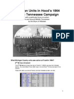 Hillsdale in the Civil War - Middle TN