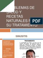 RecetasparaenfProblemas de salud y recetas naturales para su tratamientoermedadescomunes 110613182708 Phpapp02.Ppt [Repaired]
