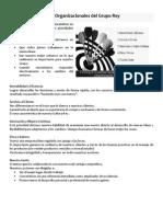 Fines Organizacionales Del Grupo Rey