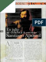 En Julio Se Celebra a Santiago Apostol. (Spanish)