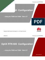 RTN 600 Configuration-A