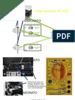 HP1020 Teste Sensor