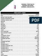 172sp Nav III Checklist Revised 23mar08