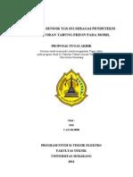Sensor Tgs 832 Sebagai Pendeteksi Kebocoran Gas Freon