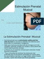 Estimulación Prenatal  Musical