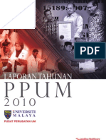 Annual Report PPUM 2010