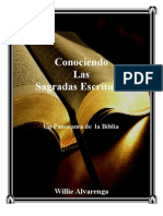 Panorama de Toda La Biblia Por Willie Alvarenga