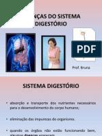 Doenças do sistema digestório